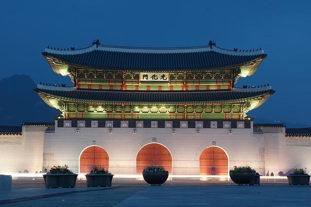 korejský palác