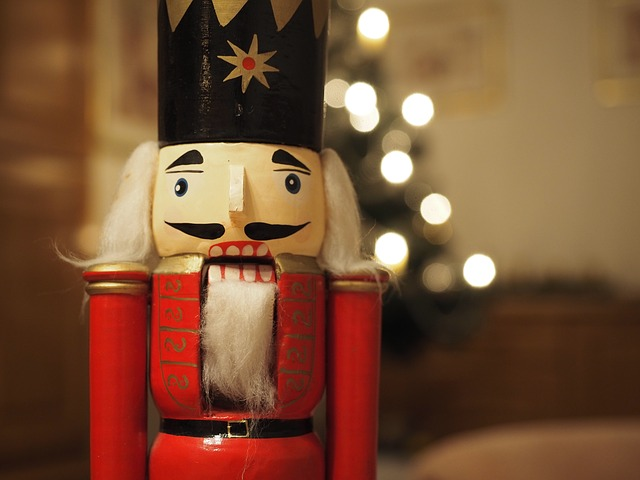 vánoční panáček