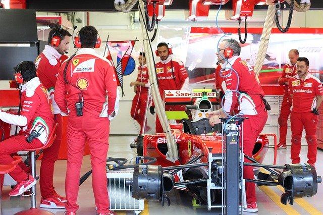 tým Formule 1