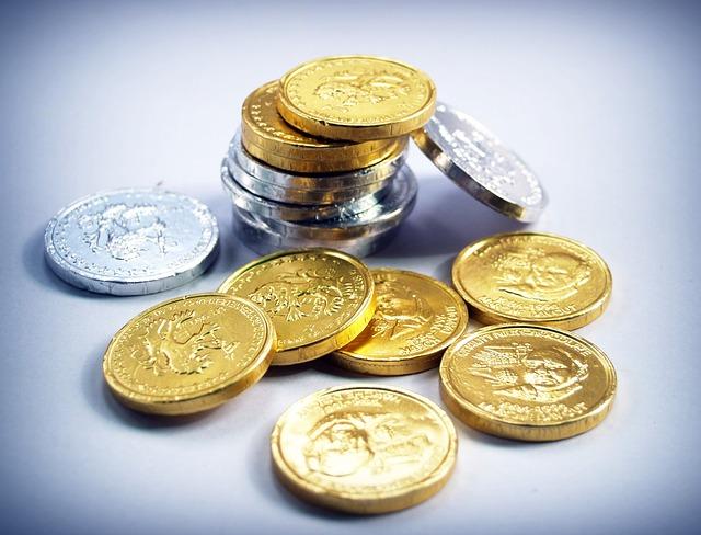čisté mince