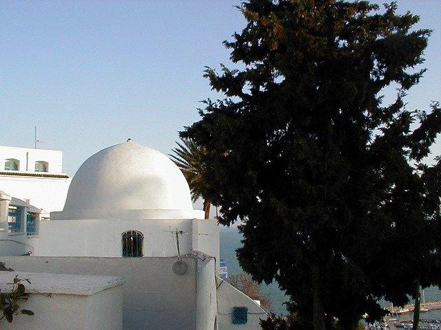 budova v Tunisu