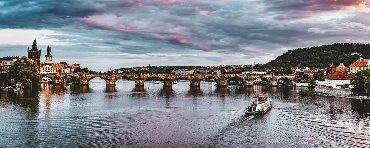 město pražské
